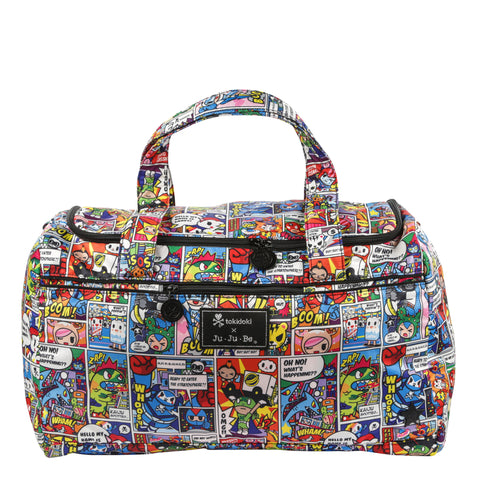 Ju-Ju-Be Tokidoki Super Toki Diaper Bag - Super Star
