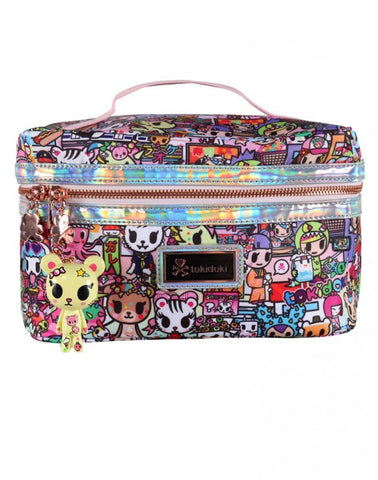 Tokidoki Kawaii Metropolis - Travel Cosmetic Case