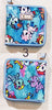 Tokidoki Watercolor Paradise - Small Zip Around Wallet
