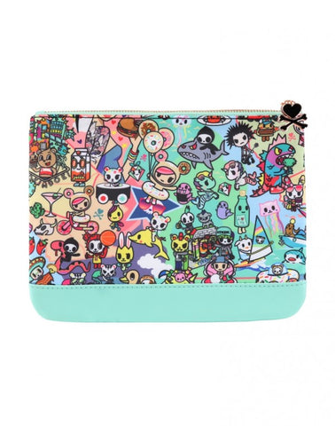 Tokidoki California Dreamin - Zip Pouch