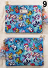 Tokidoki Watercolor Paradise - Zip Pouch