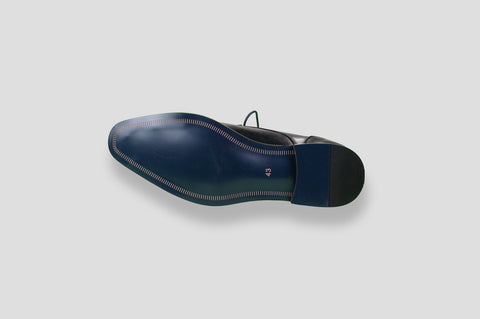 Remus Uomo Bonuci Shoe in Navy