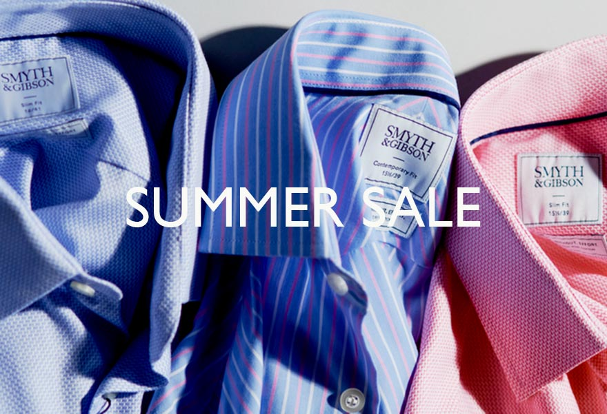 Work or weekend - Smyth & Gibson Shirts