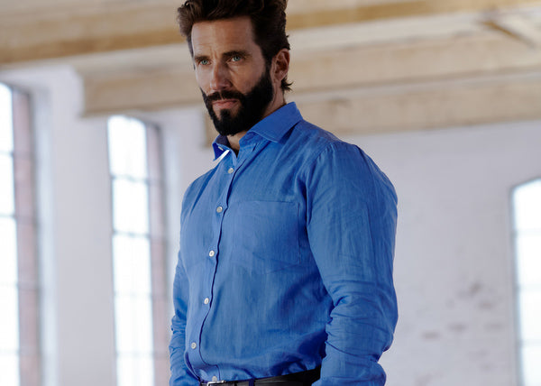 Brushed Cotton Shirts - Smyth & Gibson Shirts