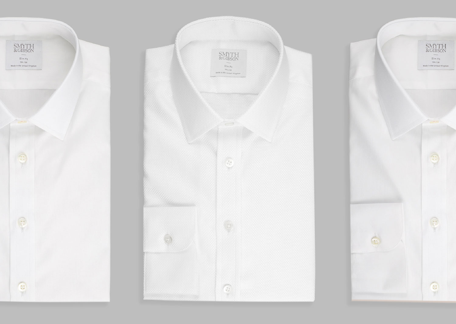 The finest dinner shirts - Smyth & Gibson Shirts