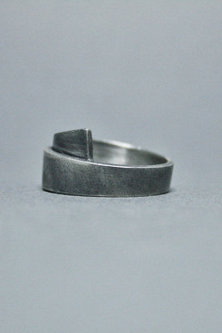 Sterling silver ring 6