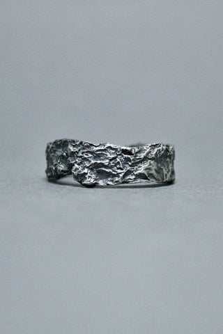 Sterling silver ring 4