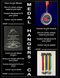 Medals and Awards