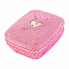 Blinged Out Crystal GlamPact - PRETTY IN PINK