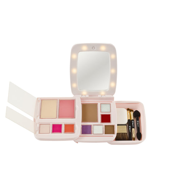 GlamPact LED Light Up Palette – Fantasy (All In One)