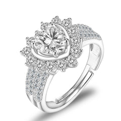 """I Love Me"" - Right Hand Love Commitment Ring"