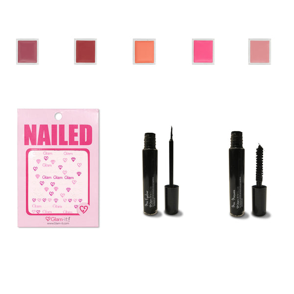 Bold Eye & Lip Set