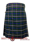 Douglas Tartan 8 Piece Highland Kilt Outfit Package - 5 Yard Kilts -  - Best In Scotland - 3