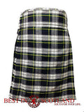 Gordon Dress Tartan 8 Piece Highland Kilt Outfit Package - 5 Yard Kilts -  - Best In Scotland - 2