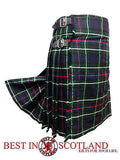 MacKenzie Tartan 8 Piece Highland Kilt Outfit Package - 5 Yard Kilts -  - Best In Scotland - 3