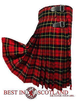 5771be0cf2dc Wallace Tartan 8 Piece Highland Kilt Outfit Package - 5 Yard Kilts - - Best  In