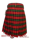 Wallace Tartan 8 Piece Highland Kilt Outfit Package - 5 Yard Kilts -  - Best In Scotland - 4