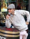 Biscuit Wool Aran Jumpers - Jumper, Shirts and Jackets -  - Best In Scotland - 2