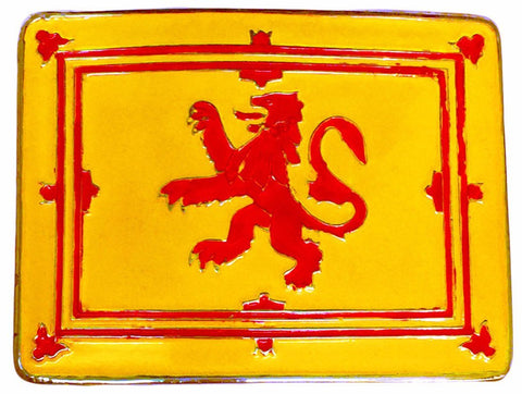 Royal Banner Kilt Belt Buckle - Belts -  - Best In Scotland