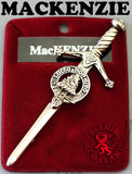 Clan Kilt Pin - Accessories -  - Best In Scotland - 10
