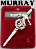 Clan Kilt Pin - Accessories - Murray - Best In Scotland - 12