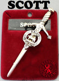 Clan Kilt Pin - Accessories - Scott - Best In Scotland - 14