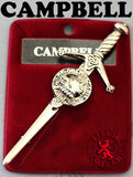Clan Kilt Pin - Accessories - Campbell - Best In Scotland - 3