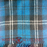 Tartan Blanket - Throws - Ramsay - Best In Scotland - 2