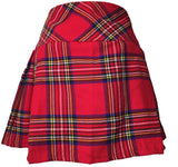 Royal Stewart Ladies Winter Billie Skirt - Skirts -  - Best In Scotland - 3