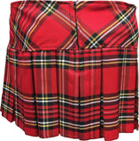 Royal Stewart Tartan Skirt With 4 Buttons - Skirts -  - Best In Scotland - 3