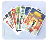 8 Festivals of a Year 3D-Postcards:  Mid-Autumn Festival 时年八节立体明信片: 中秋