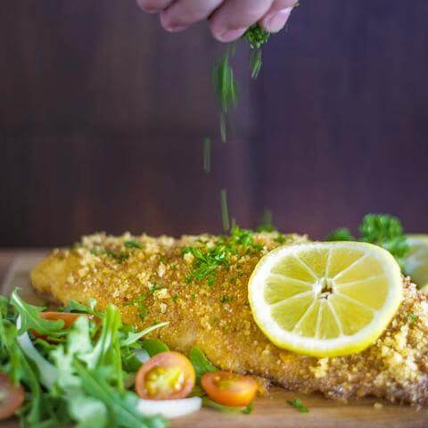 Pork Rind Catfish Recipe