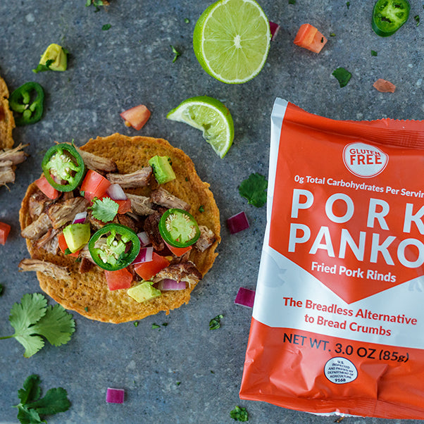 No Carb Pork Rind Tortillas