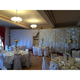 Two Star Curtain package - Wedding Sparkle - wedding - event - hire