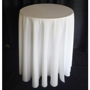 Table cloth Round  small hire - Wedding Sparkle - wedding - event - hire