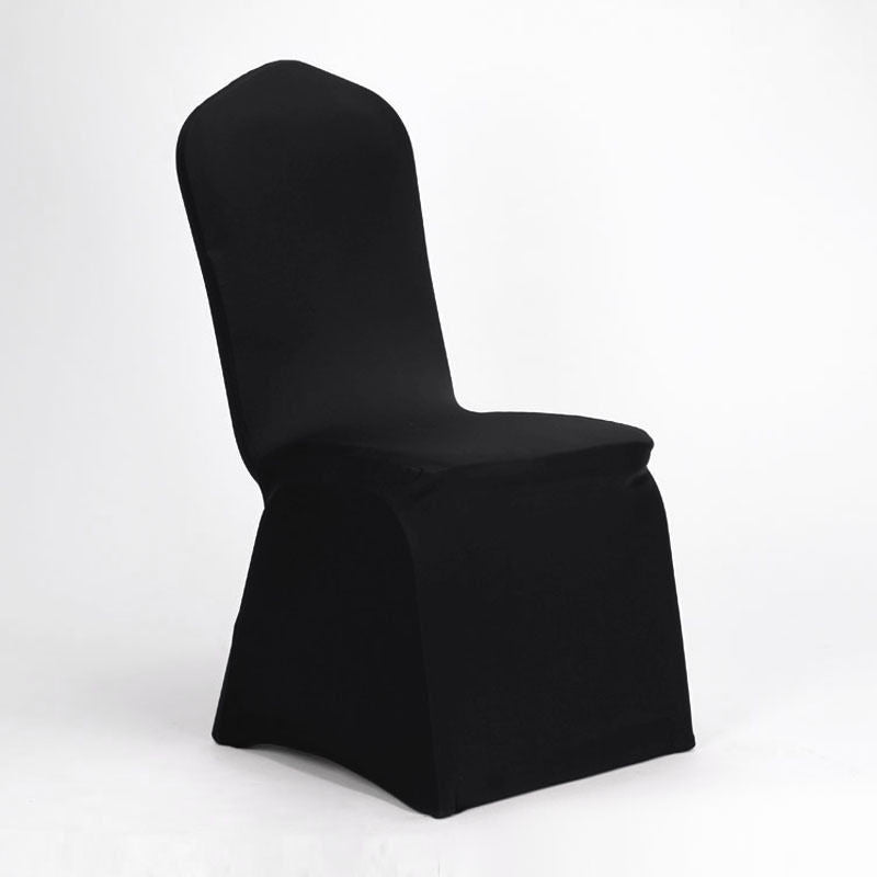 Chair Cover Black - Wedding Sparkle - wedding - event - hire