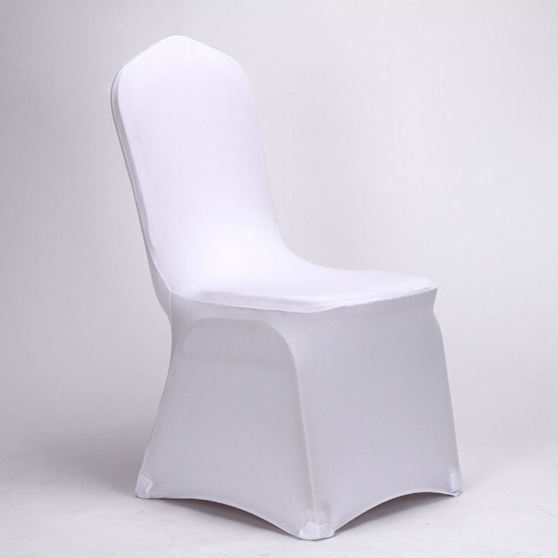 EVENT HIRE White Stretch Chair Cover - Wedding Sparkle - wedding - event - hire