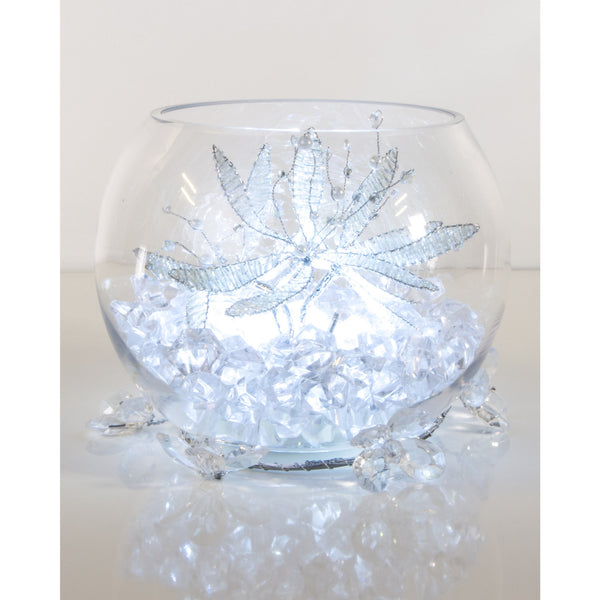 Sparkle Vase Round - Wedding Sparkle - wedding - event - hire
