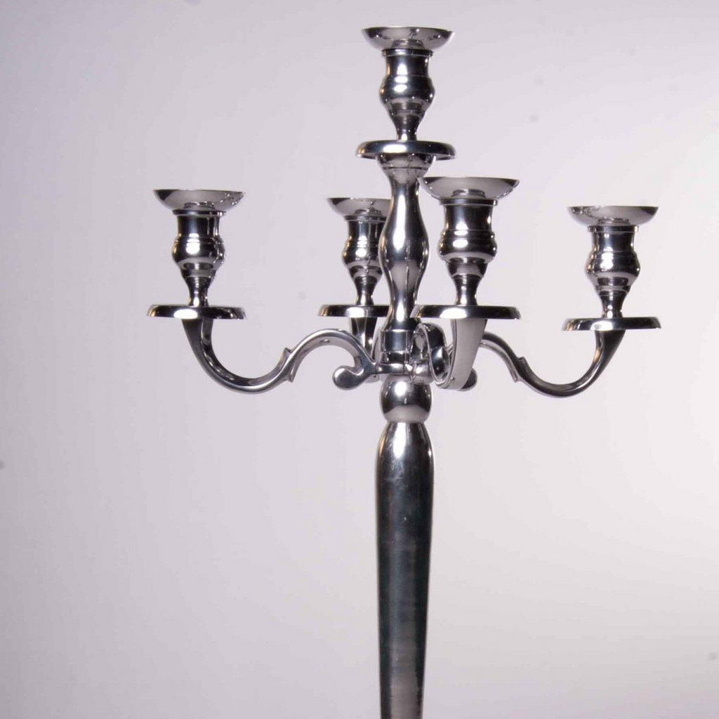 Candelabra 100cm collect and return hire - Wedding Sparkle - wedding - event - hire