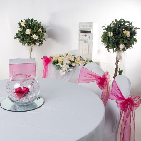 Wedding Package Fish Bowls Centerpeice - Wedding Sparkle - wedding - event - hire