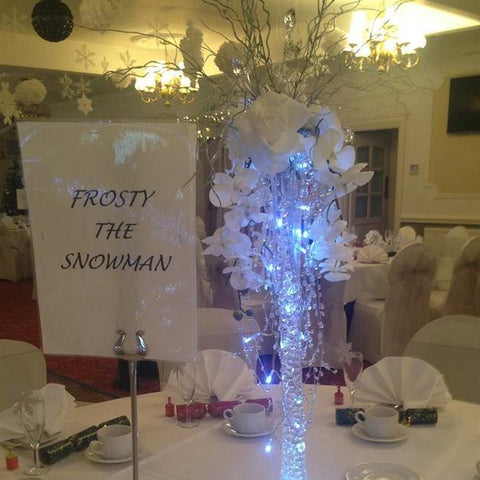 Sparkle Tower Decoration - Wedding Sparkle - wedding - event - hire