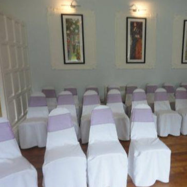Tapered Top  Posh Chair Covers