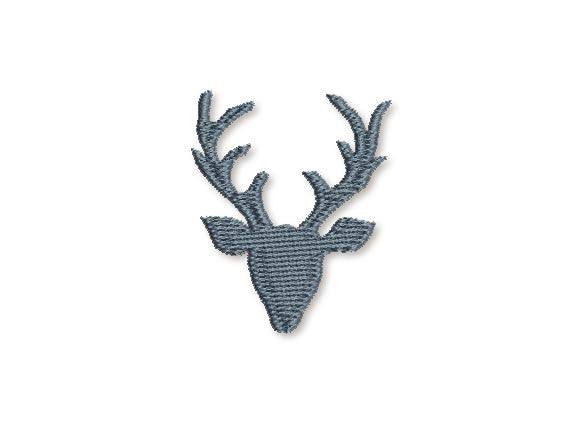 Deer Mini Embroidery Designs M29