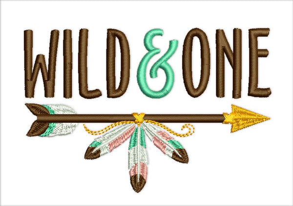 Wild and One Arrow DE063
