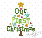 Our First Christmas for Twins CHR097