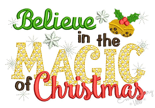 Believe in the Magic of Christmas CHR078