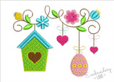 Beautiful Easter Decor EA016