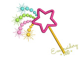 Magic Wand with Sparks GRL016