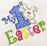 My 1st Easter Applique EA009