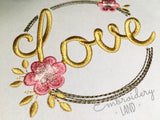 Love Flower Valentine's Day Design VA050